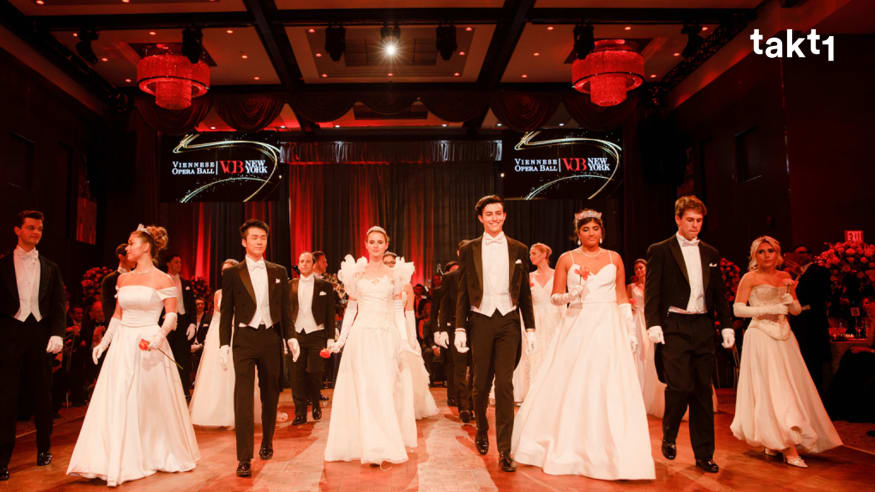 Wiener Opern Ball in New York