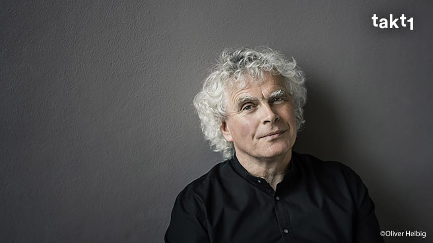 London Symphony Orchester und Sir Simon Rattle