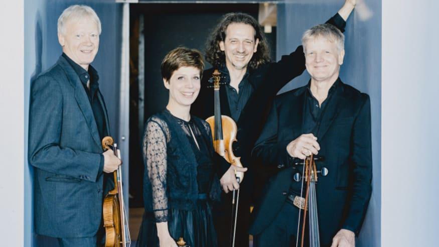 Schuppanzigh-Quartett: Ludwig van Beethoven, Streichquartett Nr. 1 F-Dur op. 18/1