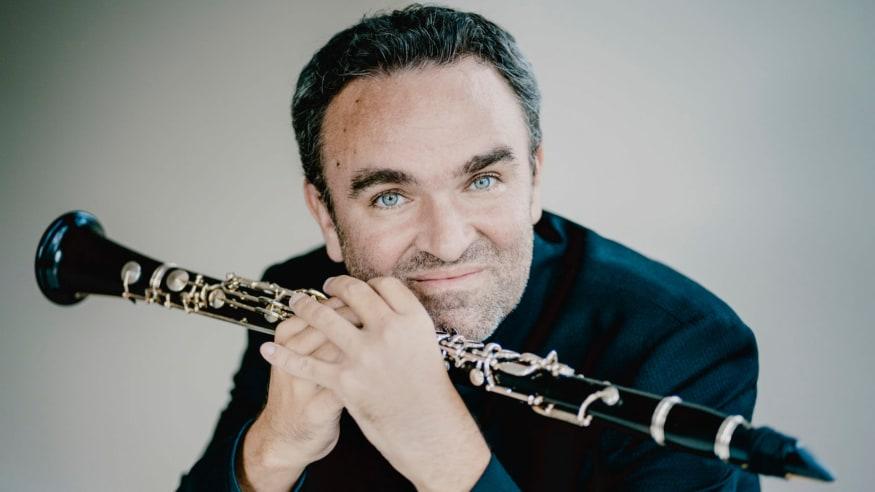 Vom Mozartfest Würzburg: Jörg Widmann & Schumann Quartett