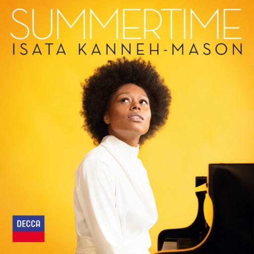 isata kanneh mason summertime cover