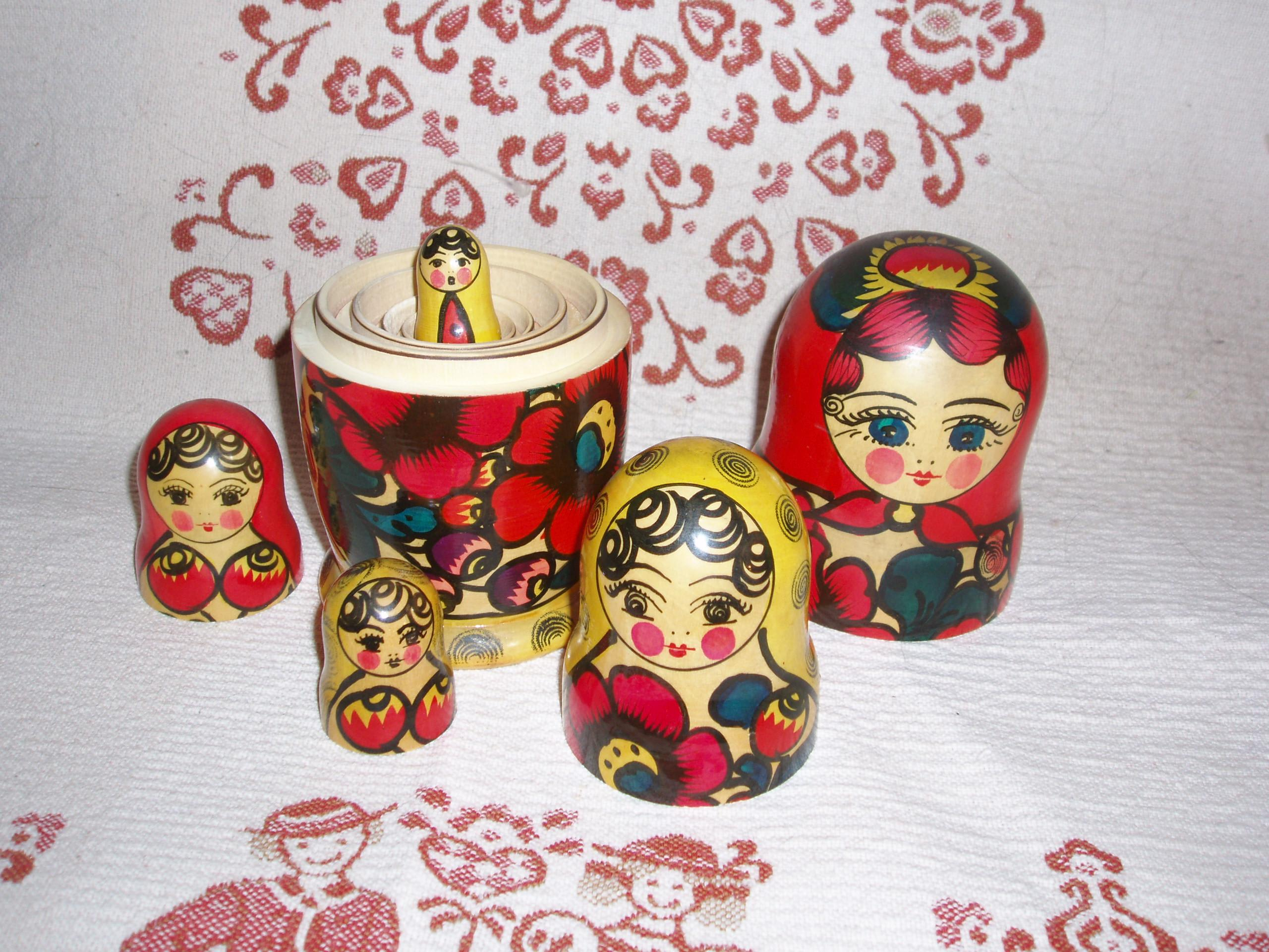 Russian Matroshka2