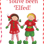 You've Been Elfed Game
