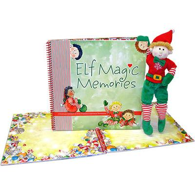 Elf Magic Memories Journal