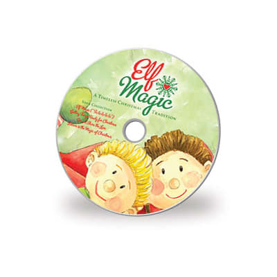 Elf Magic Music CD