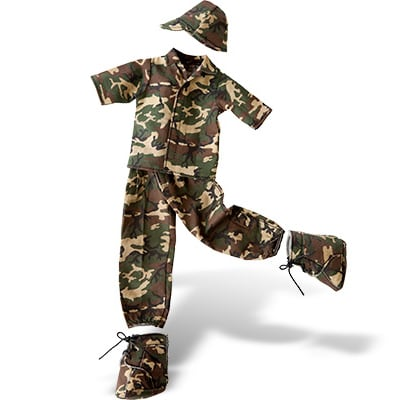 Cover Camo play wear