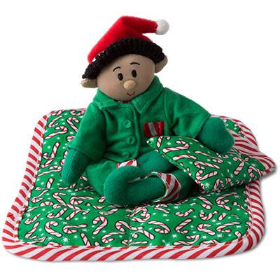 girl elf on Quilt & Pillow Set