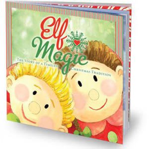 Elf Magic - The Story Book