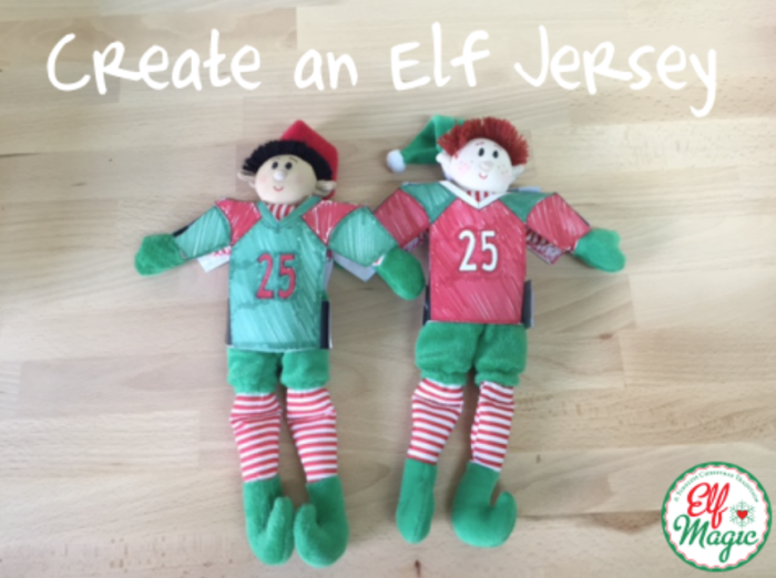 Create an Elf Jersey