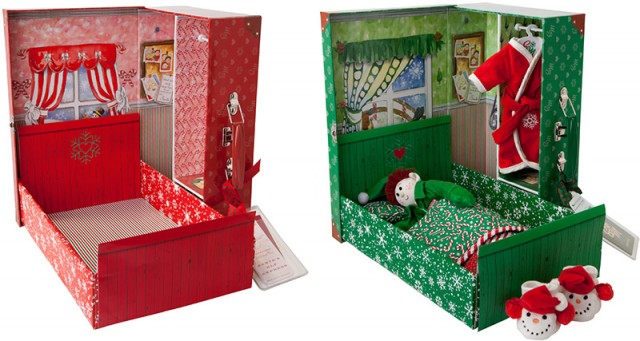 Elf Magic Bed in a Box