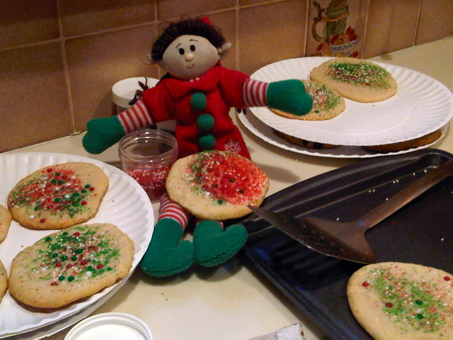 Christmas Cookies Photo Gallery Elf Ideas From Elf Magic