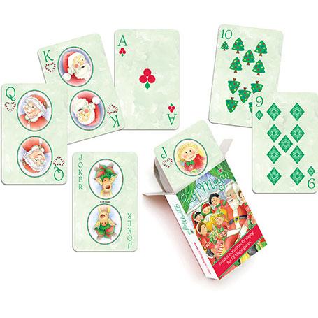 Elf Magic Playing Cards
