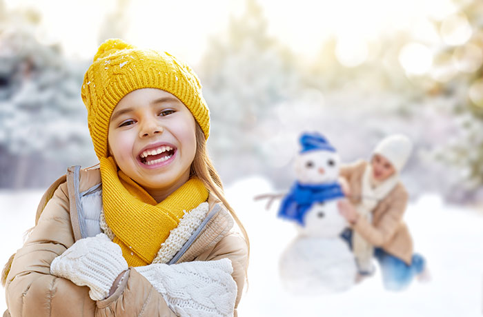 Snow-Themed Winter Activities