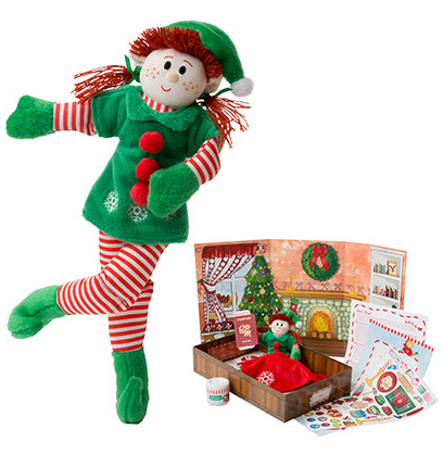 Elf Magic Elf Playsets