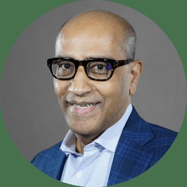 Headshot of Shail Jain, Global Lead, Data & AI at Accenture