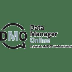 Logo aziendale di Data Manager Online