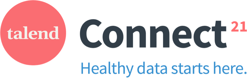 Join us at Talend Connect 2021 - healthy data starts here