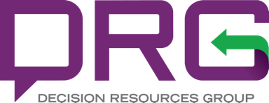 DRG (Decision Resources Group) company logo