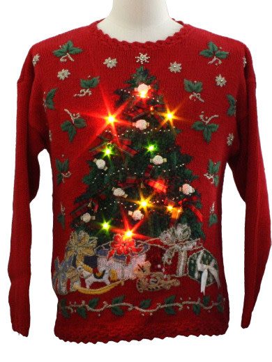 Top 10 Ugliest Christmas Sweaters Of All Time
