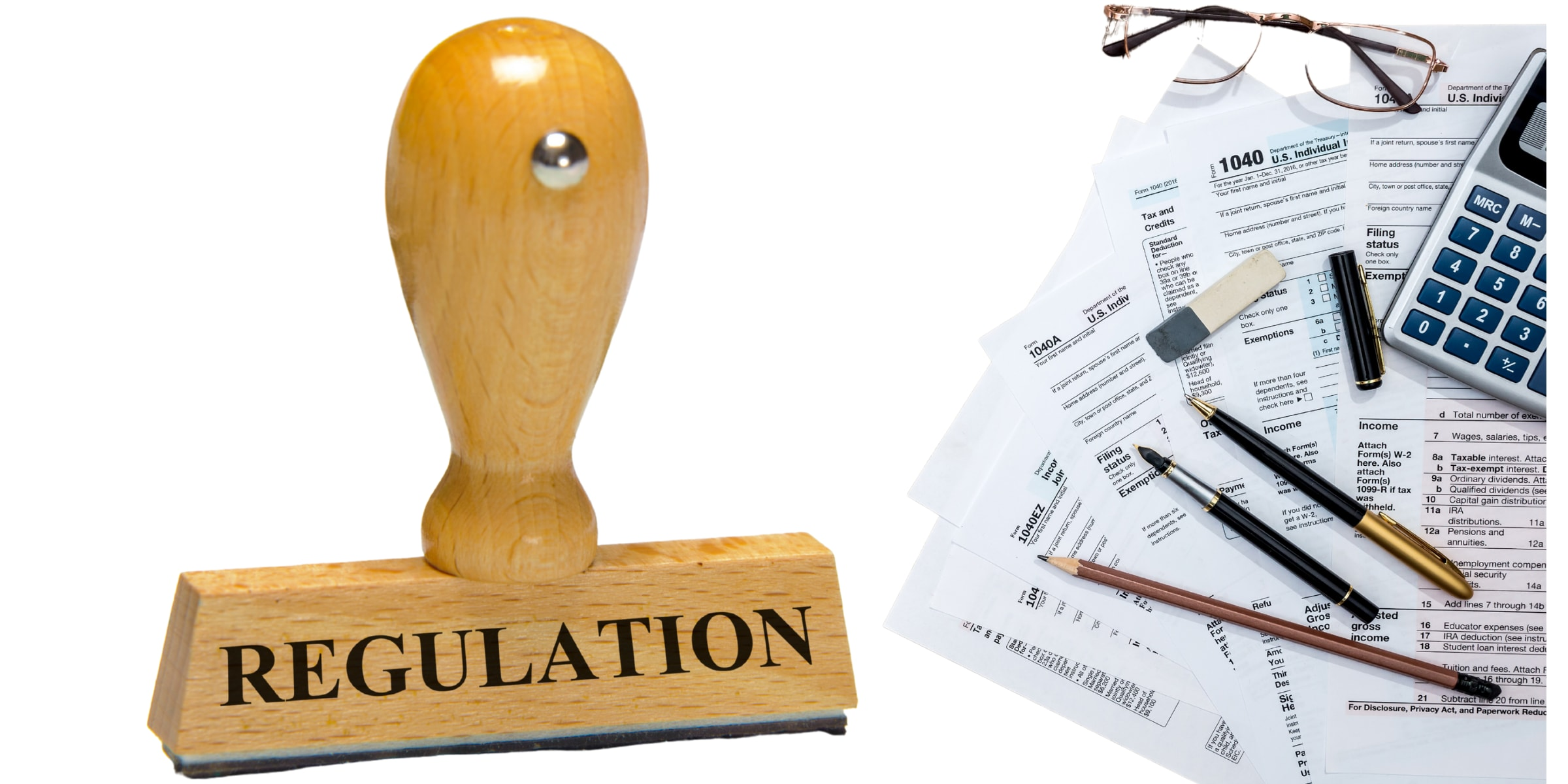 Legal matters Tax regulations