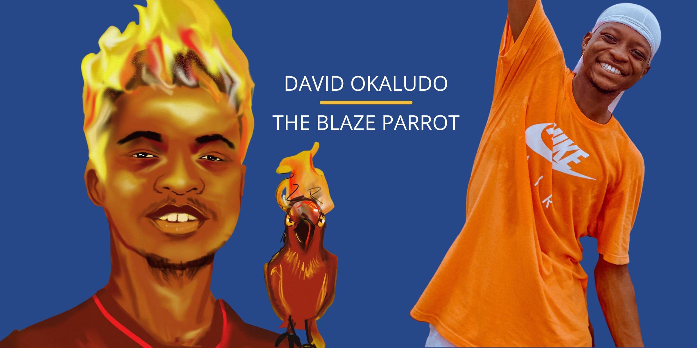 Blaze Parrot