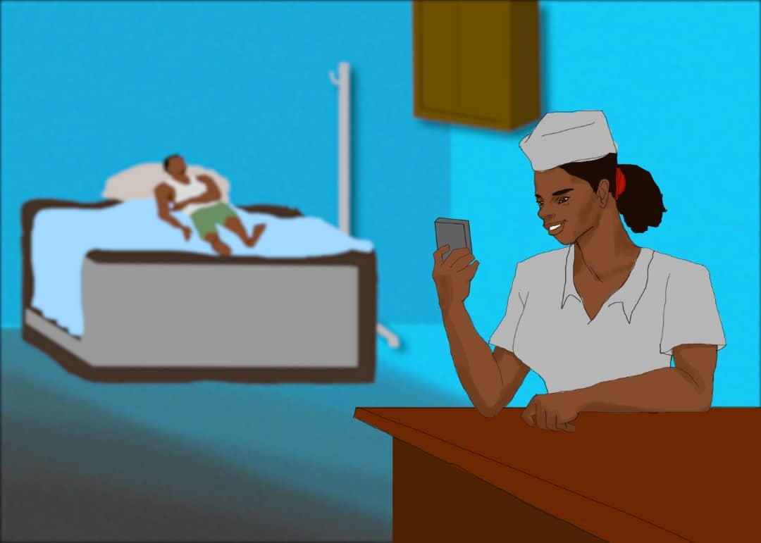 a victim of medical negligence