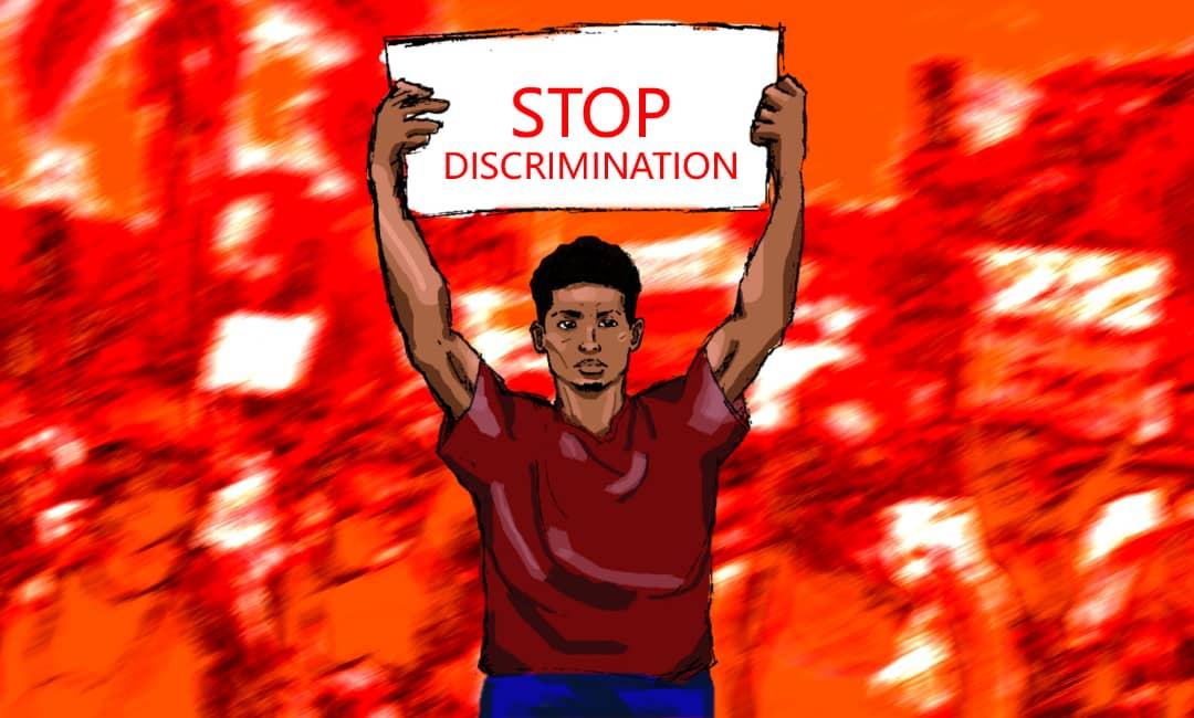 If discrimination was a crime