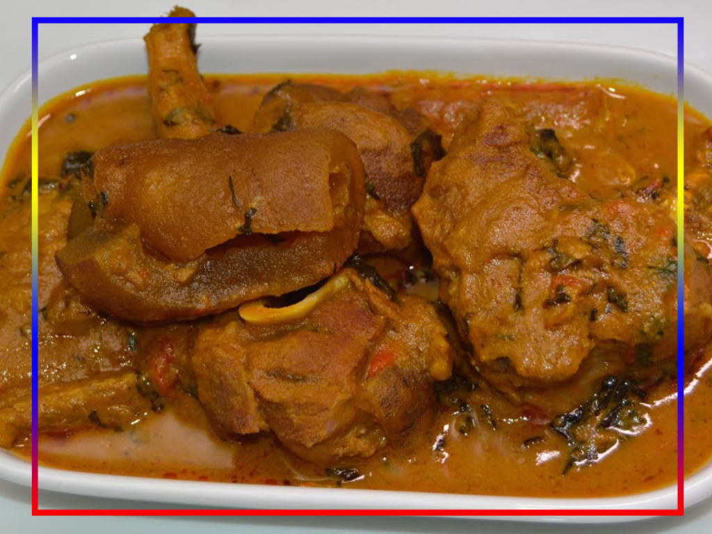 How to make Banga soup (Ofe Akwu)