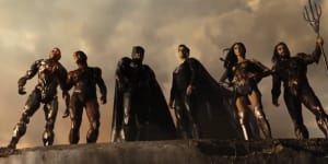 best photographs from Justice League Snyder's Cut