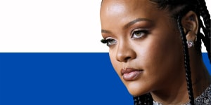 the love that Rihanna has