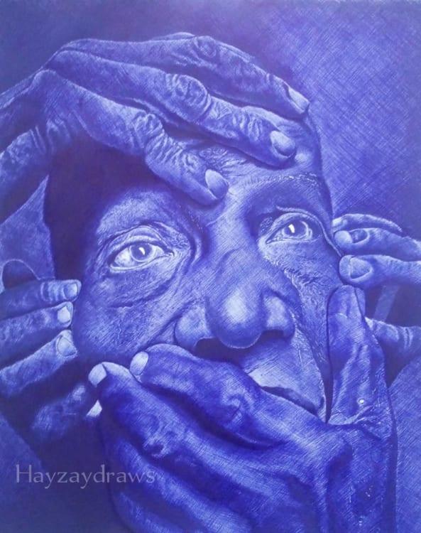 Chinonso Ihekire and his renaissance revolutionary inspiration