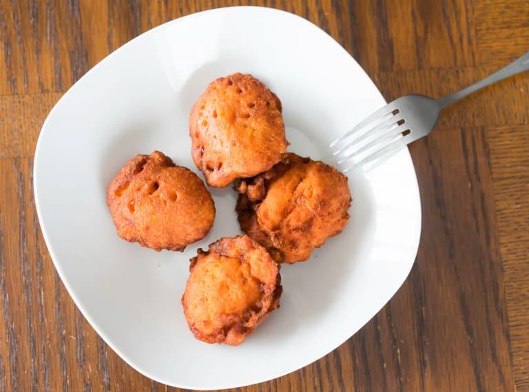 Vegan Nigerian snacks