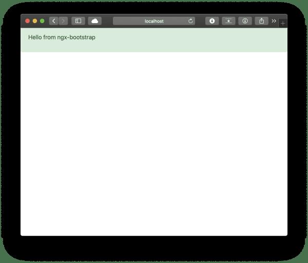 ngx bootstrap modal