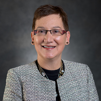 Carrie L. Byington, Dean of College of Medicine