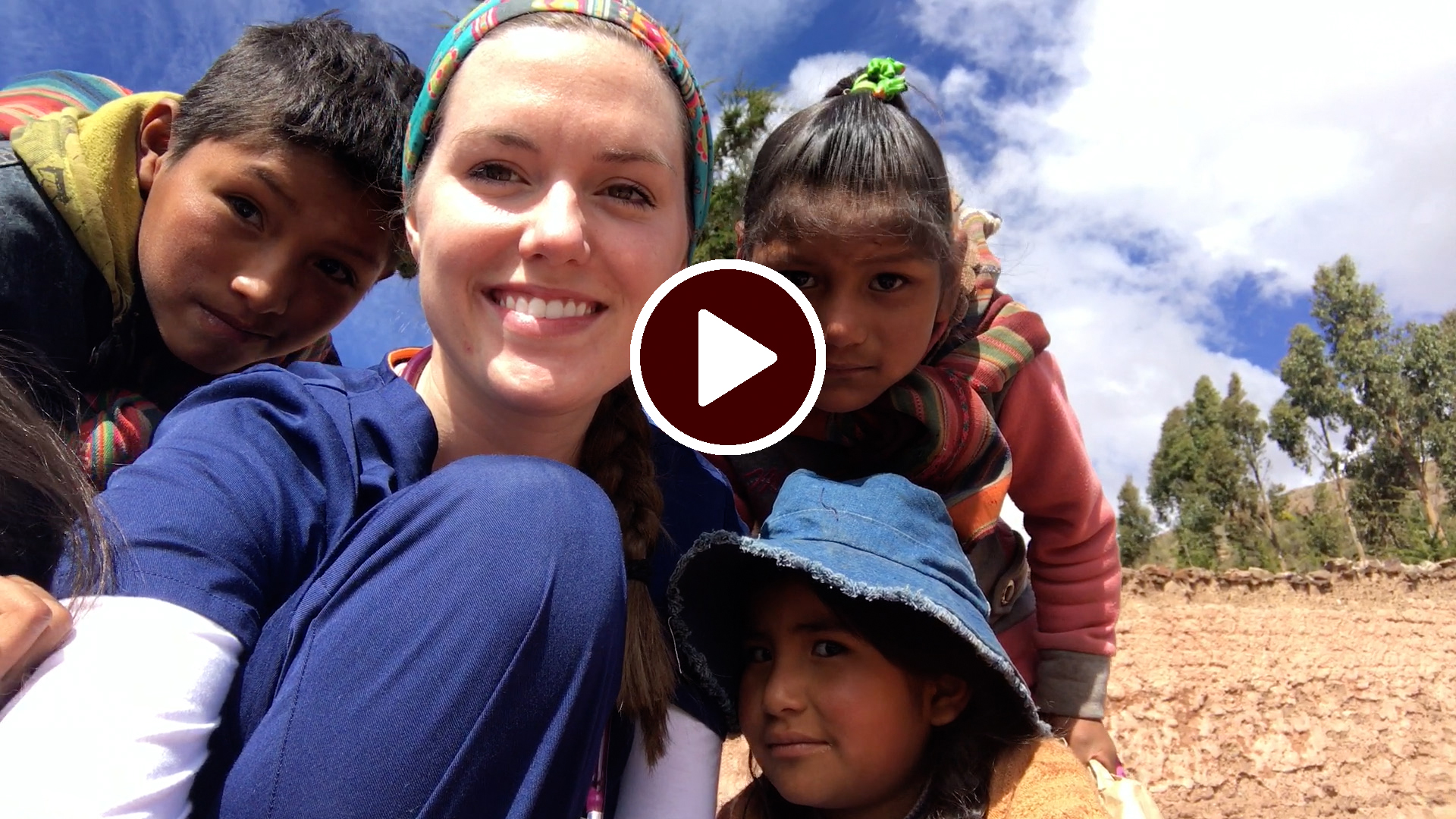Watch the video: A group of inter-disciplinary Health Science Center students deliver care to the remote village of Quesimpuco, Bolivia.