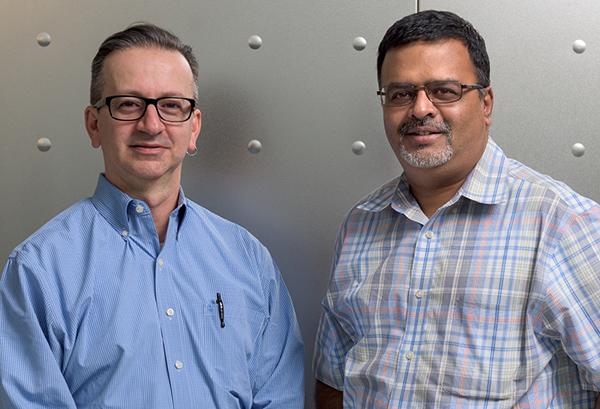 Dr. Alaniz and Dr. Jayaraman