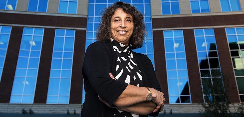 Dr. Farida Sohrabji