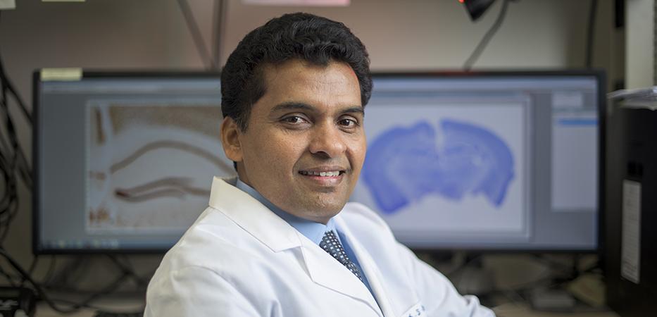 Dr. Samba Reddy