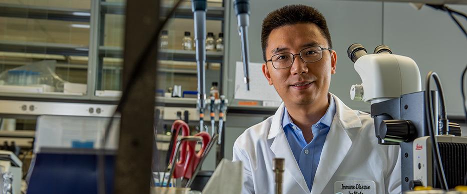Dr. Yubin Zhou