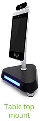 GoSafe OneScreen GoSafe Rockchip Scanner - Table Stand