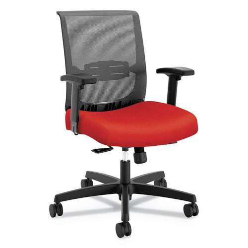 The HON Company Convergence Mid-Back Task Chair