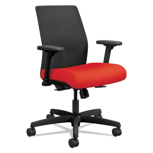 The HON Company Ignition 2.0 4-Way Stretch Low-Back Mesh Task Chair