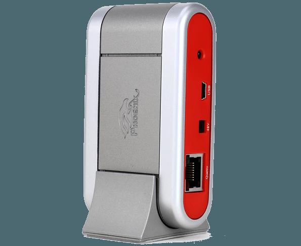 Phoenix Safe International, LLC Audio Quattro 3 Power Hub