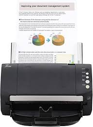 Fujitsu Fujitsu fi-7140 Color Duplex Document Scanner