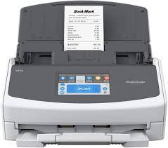 Fujitsu Fujitsu ScanSan iX1500 Deluxe Document Scanner w/ Adobe Acrobat Pro DC