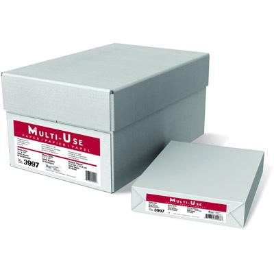 Domtar Paper 20 LB 11x17, Multiuse (Box-5 reams)