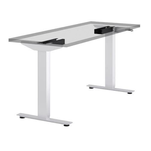 Humanscale eFloat Lite - 2 Stage Table Base