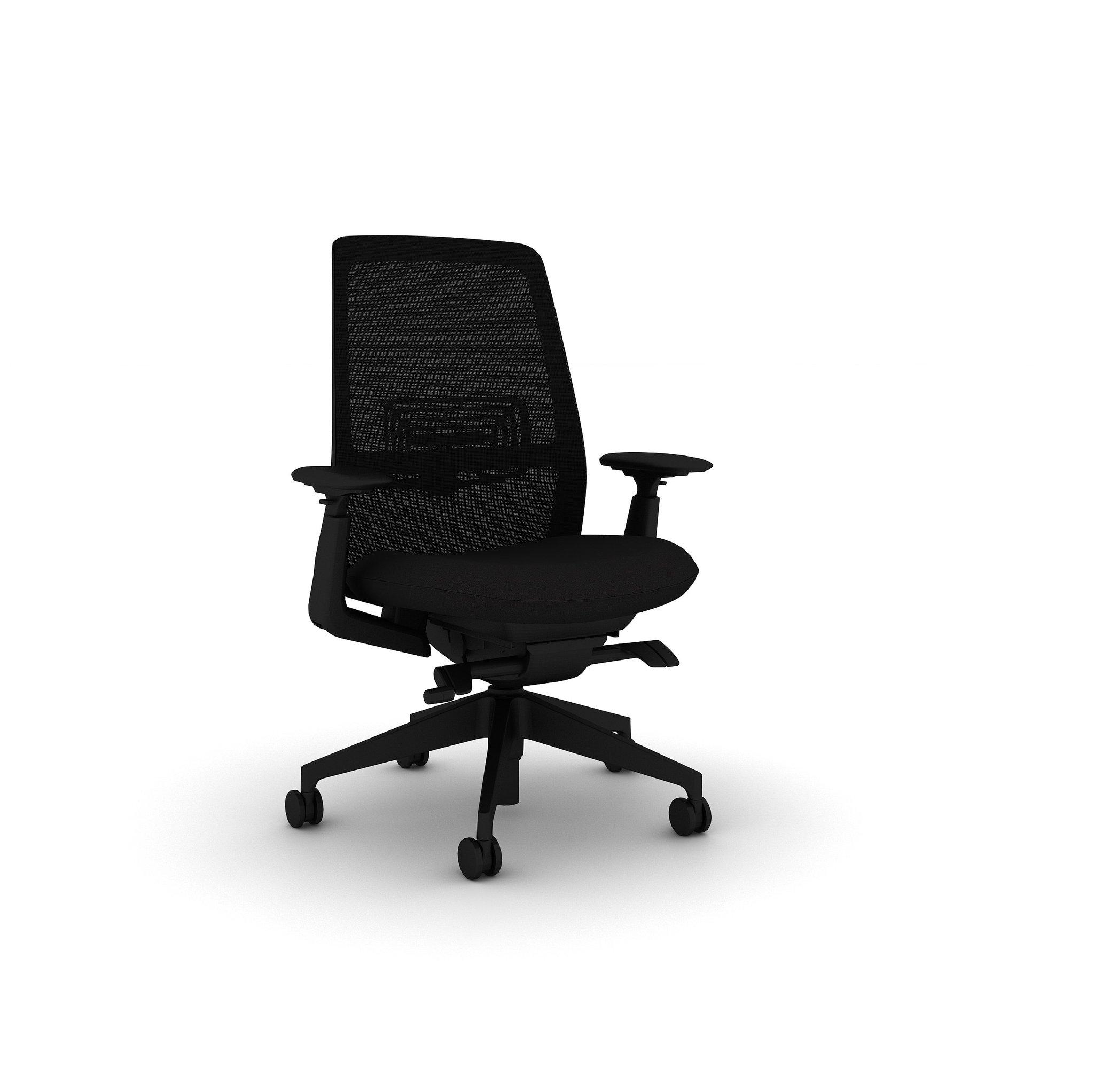 Haworth Soji Basic Model - Black