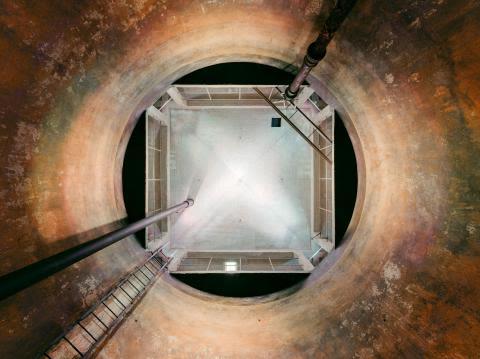 Raum öffnet Perspektiven: der TANK