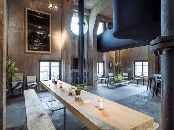 Viel Platz für Ihre Gäste: die KATHEDRALE
